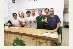 Pizzería Peccato Stories | Nube Comunicación - Agencia de Marketing en Donostia